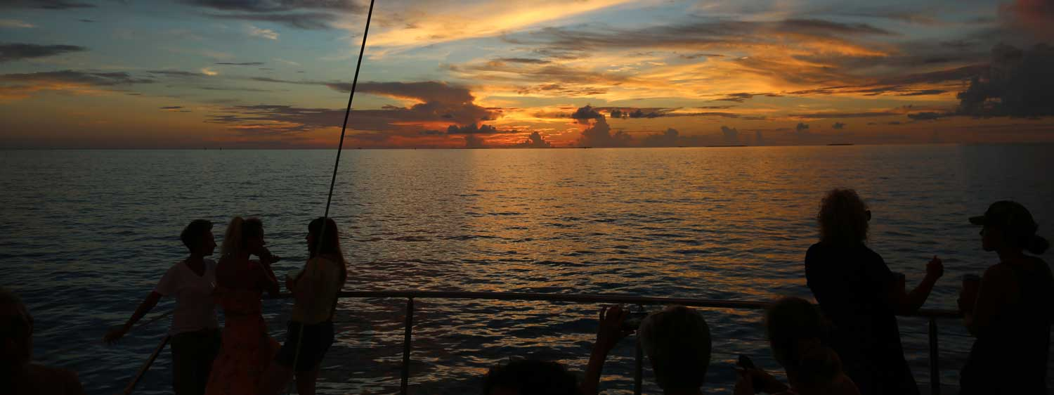 Key West Sunset Sailing Charters